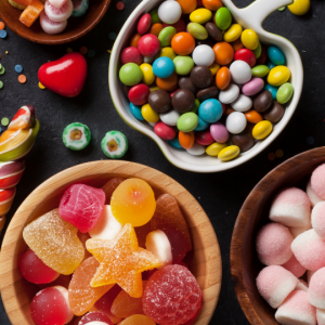 Candy & Sweets | Teeth-Staining Foods & Drinks | Rockcliffe Dental & Denture Centre